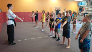 OTMA At Cedarland Summer Day Camp
