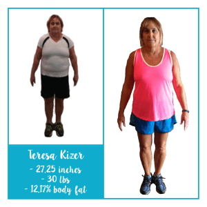 Personal Training in North Charleston - reFORM Studios - July Client of the Month - Teresa
