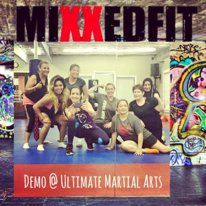 Kids Martial Arts in Chicago - Ultimate Martial Arts - MixxedFit class