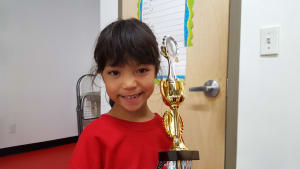 Kids Martial Arts in Rochester - Rochester Kung Fu And Fitness - Congratulations New Honor Student Award Winner