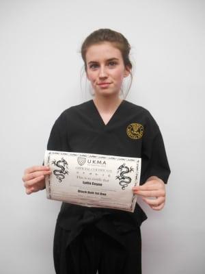 TMA Role Models - Lydia Coyne - Teen Student