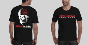 CrossFit  in Fort Myers - New World Defense And Fitness - New Krav Maga T-Shirts available