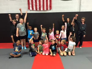 Kids Birthday Parties at Pure MMA