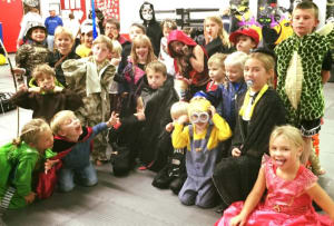 Kids Martial Arts in Boulder - Tran's Martial Arts And Fitness Center - Tran's 17th Annual Halloween Party was a Success!