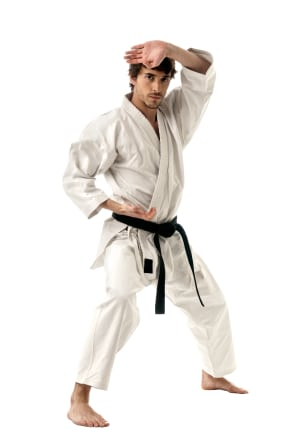 Coping with anxiety through martial arts
