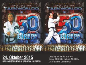 Kids Martial Arts in Davie and Cooper City - Traditional Taekwon-Do Center Of Davie - 50 Year Anniversary in Europe Event - Martial Arts in Davie