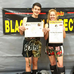 Kids Martial Arts in Boulder - Tran's Martial Arts And Fitness Center - Congrats To The Newest Members of Our Black Belt Family!