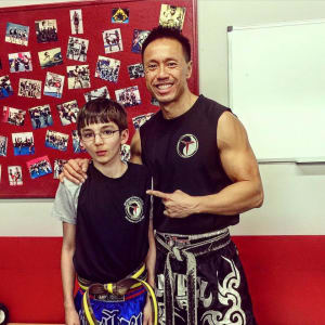 Kids Martial Arts in Boulder - Tran's Martial Arts And Fitness Center - Don't Give Up!