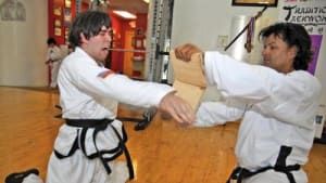 Kids Martial Arts in Davie and Cooper City - Traditional Taekwon-Do Center Of Davie - The True Meaning of Perseverance-