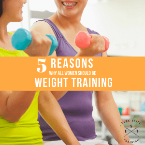 5 Reasons Why All Women Should Lift Weights