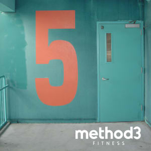 Method3 San Jose Personal Trainer's 5 Second Rule
