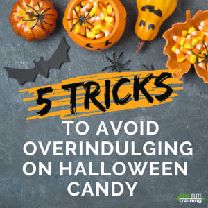 5 TRICKS TO AVOID OVERINDULGING ON HALLOWEEN CANDY