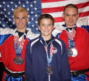 Kids Martial Arts in Littleton - Helix Martial Arts - WKC WORLD CHAMPION
