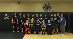 Kids Karate in Hendersonville - Hendersonville Martial Arts - Congratulations to our Krav Maga Students!