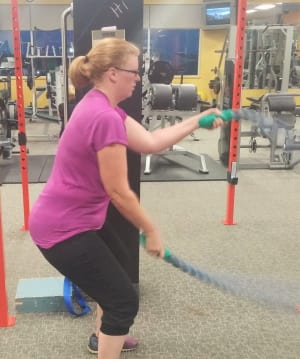 Personal Training in Watertown - Page Fitness - The Advantage of Battling Ropes and Kettlebells