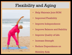 Personal Training in Watertown - Page Fitness - Exercise and Older Adults