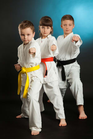 Why you need to get your child involved in Martial Arts