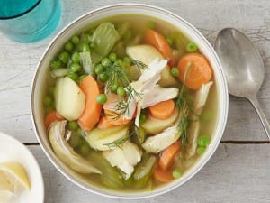 Personal Training in Concord - Individual Fitness - Slow Cooker Chicken & Vegetable Soup