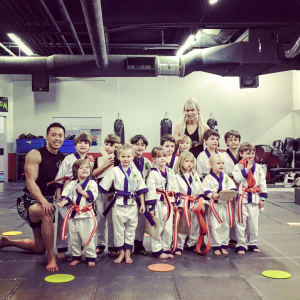 Kids Martial Arts in Boulder - Tran's Martial Arts And Fitness Center - Congrats to Our Lil Dragons