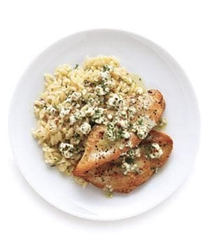 Personal Training in Concord - Individual Fitness - Chicken with Goat Cheese Vingarette