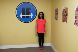 Personal Training in Concord - Individual Fitness - Client of the Month February 2016-Betty Hoadley