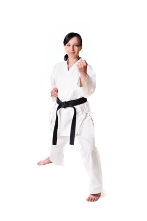 Adult Martial Arts near  Oakleigh - Challenge Martial Arts & Fitness Centre  - History And Fundamentals Of Karate