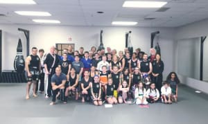 Kids Martial Arts in Boulder - Tran's Martial Arts And Fitness Center - Tran's All Regional Instructor LeadershipTraining