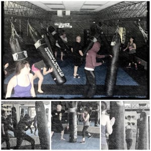 Heavy Bag Blast