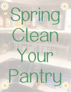 Personal Training in Concord - Individual Fitness - Spring clean your pantry...