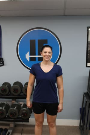 Personal Training in Concord - Individual Fitness - March Client Of The Month - Melissa Emery