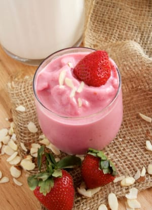 Personal Training in Concord - Individual Fitness - IFD March 3rd - Strawberry Nut Shake