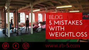 Personal Training in Nottingham - rb5 Personal Training - 5 Common Mistakes Nottingham Ladies Make With Weight loss - Rb5 Personal Training Nottingham Tools