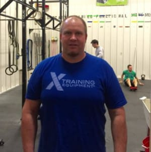 CrossFit in State College - CrossFit Nittany - Meet Our New Member: Mark Wooster