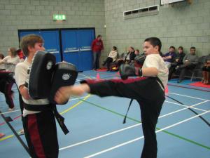 Kids Karate in Slough - KickFit Martial Arts Slough - Developing Self-Discipline