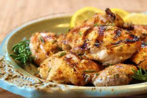 Personal Training in Concord - Individual Fitness - Slow Cooker Lemon Garlic Chicken