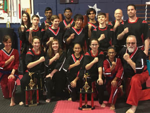 Our Newest Black Belts in Downingtown and Chester Springs