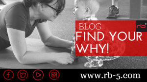 Personal Training in Nottingham - rb5 Personal Training - Nottingham Find Your Why! - Rb5 Personal Training Nottingham Tools
