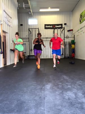 CrossFit in State College - CrossFit Nittany - Thursday, April 14