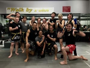 Kids Martial Arts in Boulder - Tran's Martial Arts And Fitness Center - Congrats April Adult Belt Promoters!