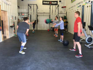 CrossFit in State College - CrossFit Nittany - Saturday, April 23