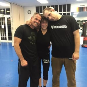 3 Harmony students acheive Krav Maga Level 5