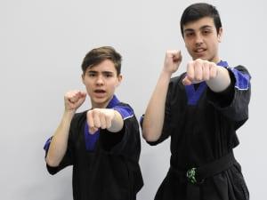 Kids Karate in Slough - KickFit Martial Arts Slough - Practice Hard