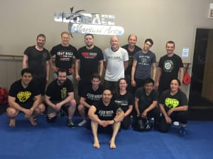 Kids Martial Arts in Chicago - Ultimate Martial Arts - KM III TEST