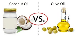 Personal Training in Concord - Individual Fitness - Olive Oil Vs. Coconut Oil