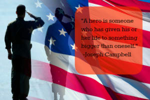 Personal Training in Concord - Individual Fitness - What is a Hero? A Memorial Day Quote!