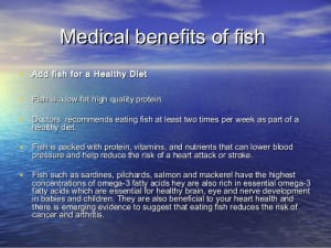 Personal Training in Concord - Individual Fitness - Benefits of Eating Fish