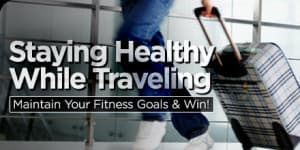 Personal Training in Concord - Individual Fitness - Fitness Travel Tips