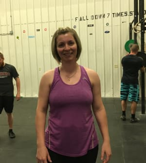 CrossFit in State College - CrossFit Nittany - Tuesday, June 14 - Meet our New Member: Jane Adams