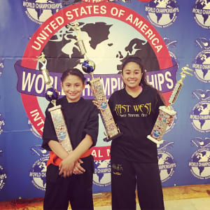 Kids Martial Arts in Escondido - East West MMA SoCal - Las Vegas Worlds Tournament was a SUCCESS