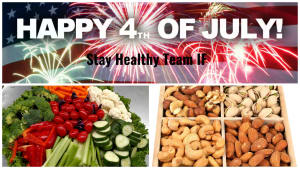 Personal Training in Concord - Individual Fitness - 4th of July Fitness Tips